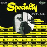 45Rpm EP ✦ RARE SPECIALTY ROCK'N'ROLL ✦Fabulous Dancefloor Filling R&B. Hear♫